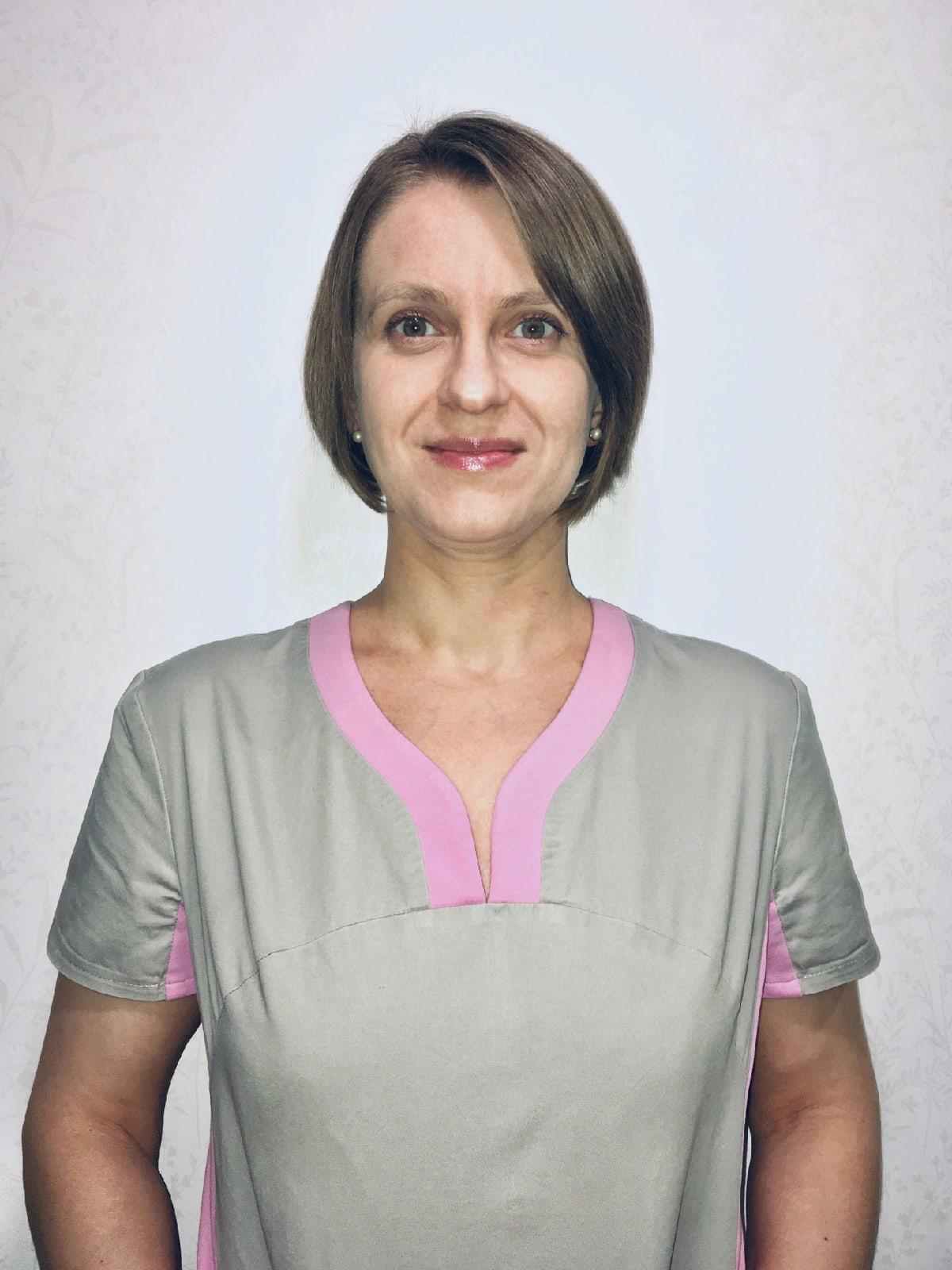 Русецкая Ольга Юрьевна